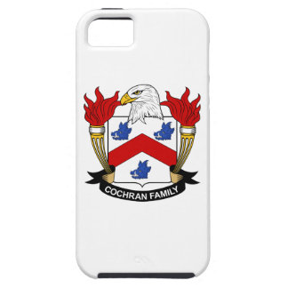 Cochran Family Crest iPhone 5/5S Covers