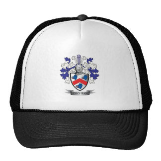 Cochran Family Crest Coat of Arms Trucker Hat