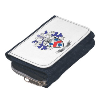 Cochran Family Crest Coat of Arms Wallets