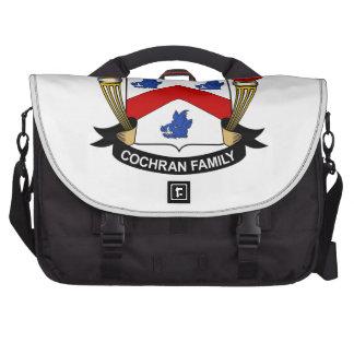Cochran Family Crest Commuter Bags