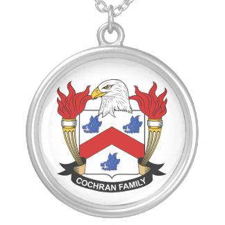 Cochran Family Crest Pendant