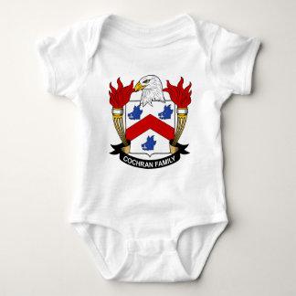 Cochran Family Crest T Shirt