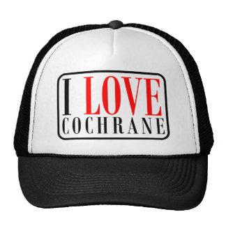 Cochrane, Alabama City Design Mesh Hat