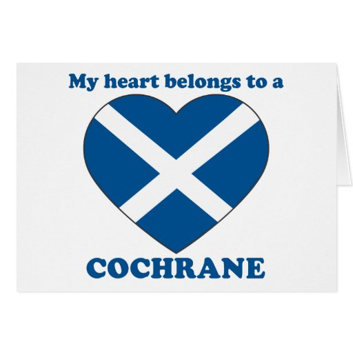 Cochrane Cards