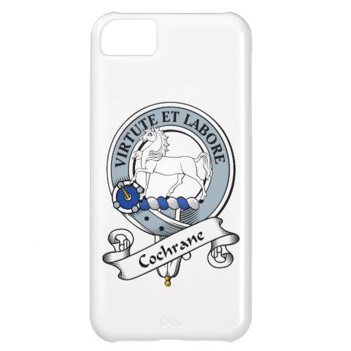 Cochrane Clan Badge iPhone 5C Cases