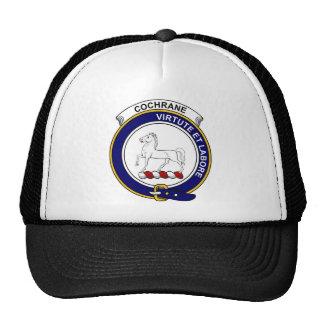 Cochrane Clan Badge Trucker Hat