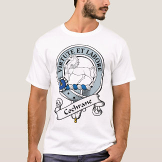 Cochrane Clan Badge T-Shirt