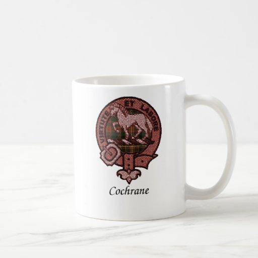 Cochrane Clan Crest Coffee Mug