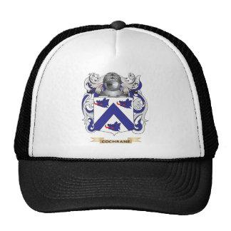 Cochrane Coat of Arms Trucker Hats