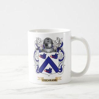 Cochrane Coat of Arms Mug