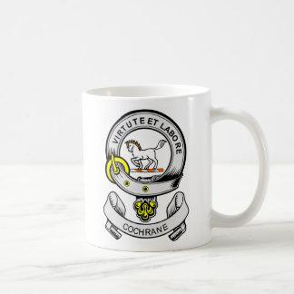 COCHRANE Coat of Arms Mugs