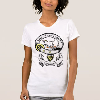 COCHRANE Coat of Arms T-Shirt