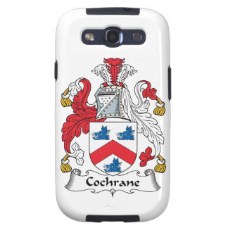 Cochrane Family Crest Samsung Galaxy SIII Covers