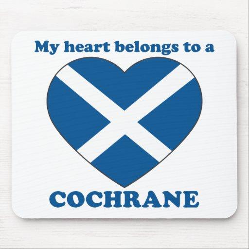 Cochrane Mouse Pad