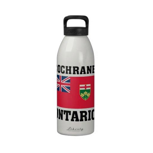 Cochrane Ontario Water Bottles