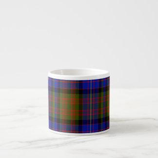 Cochrane Scottish Tartan Espresso Mug