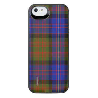 Cochrane Scottish Tartan iPhone SE/5/5s Battery Case