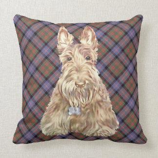 Cochrane Tartan Scottie Pillow
