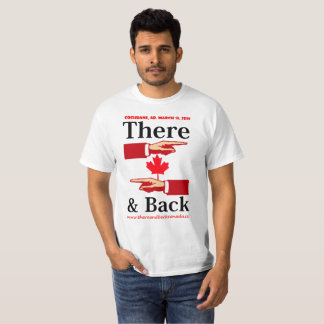 Cochrane There & Back Tee