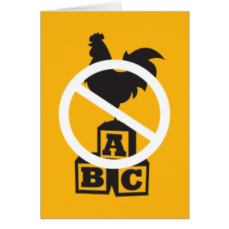 Cock Block Card