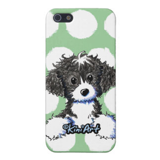 Cockapoo / Spoodle Pocket Puppy Case For iPhone 5/5S