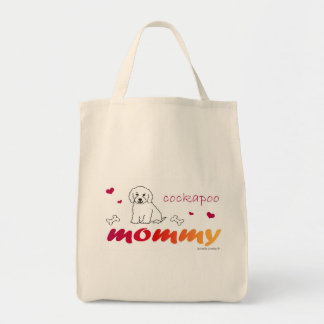 cockapoo tote bag