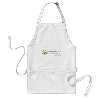 CockapooYellowBrother Standard Apron