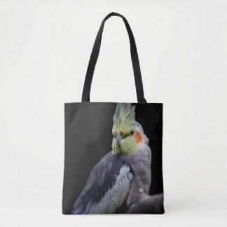 Cockatiel All Over Print Bag