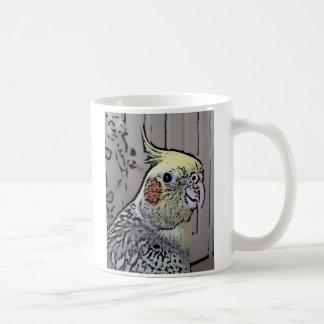 Cockatiel Lover! Coffee Mug