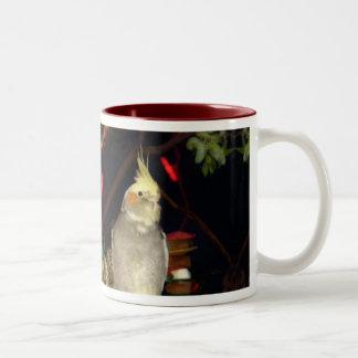 Cockatiel Mug - Customized