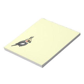 Cockatiel Notepad