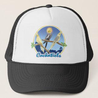 Cockatiel Trucker Hat