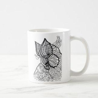 Cockatoo Butterfly 1 Mug