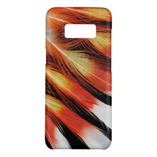 Cockatoo Feather Pattern Case-Mate Samsung Galaxy S8 Case