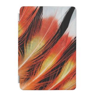 Cockatoo Feather Pattern iPad Mini Cover