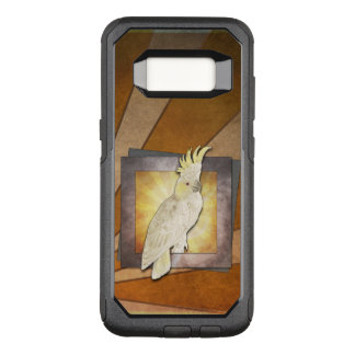 Cockatoo Parrot. OtterBox Commuter Samsung Galaxy S8 Case