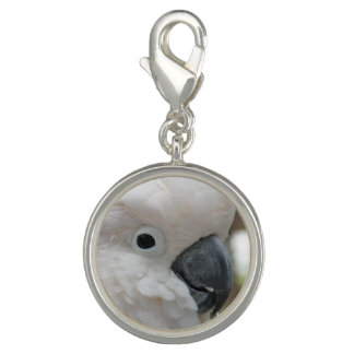 Cockatoo Photo Charm