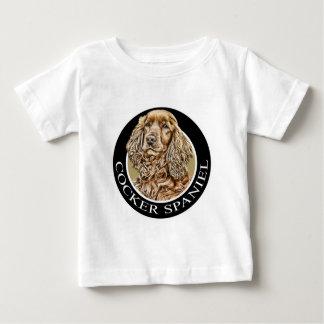 Cocker Spaniel 002 Baby T-Shirt