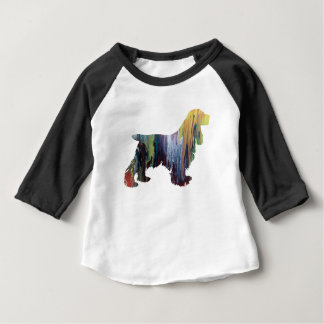 Cocker Spaniel Art Baby T-Shirt