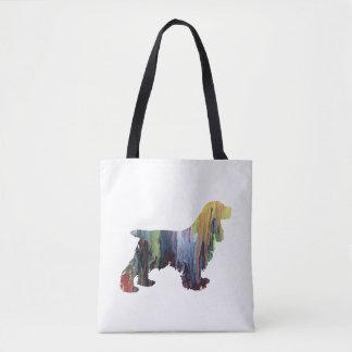 Cocker Spaniel Art Tote Bag
