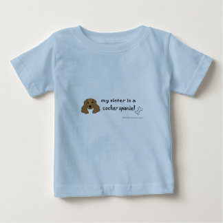 cocker spaniel baby T-Shirt
