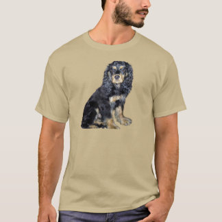 Cocker Spaniel (black and tan) T-Shirt