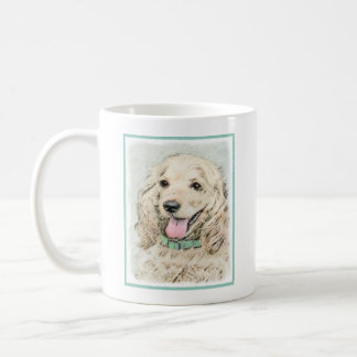 Cocker Spaniel (Buff) Coffee Mug