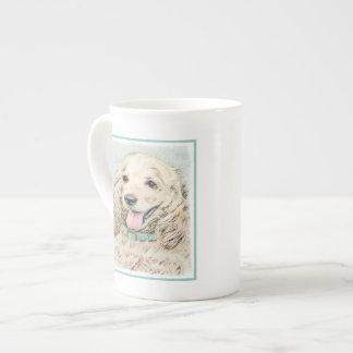 Cocker Spaniel (Buff) Tea Cup