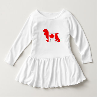 Cocker Spaniel Canada Dress