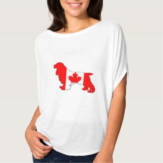 Cocker Spaniel Canada T-Shirt