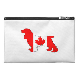 Cocker Spaniel Canada Travel Accessories Bag