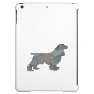 Cocker spaniel iPad air cases