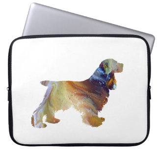 Cocker Spaniel Laptop Sleeve