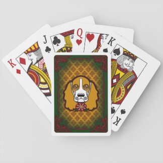 Cocker Spaniel Playing Cards